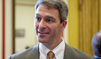 ** FILE ** Virginia Attorney General Kenneth T. Cuccinelli II (Rod Lamkey Jr./The Washington Times)