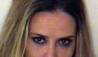 Brooke Mueller (Aspen (Colo.) Police Department via Associated Press)