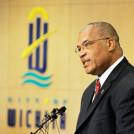 Wichita, Kan., Mayor Carl Brewer (Associated Press)