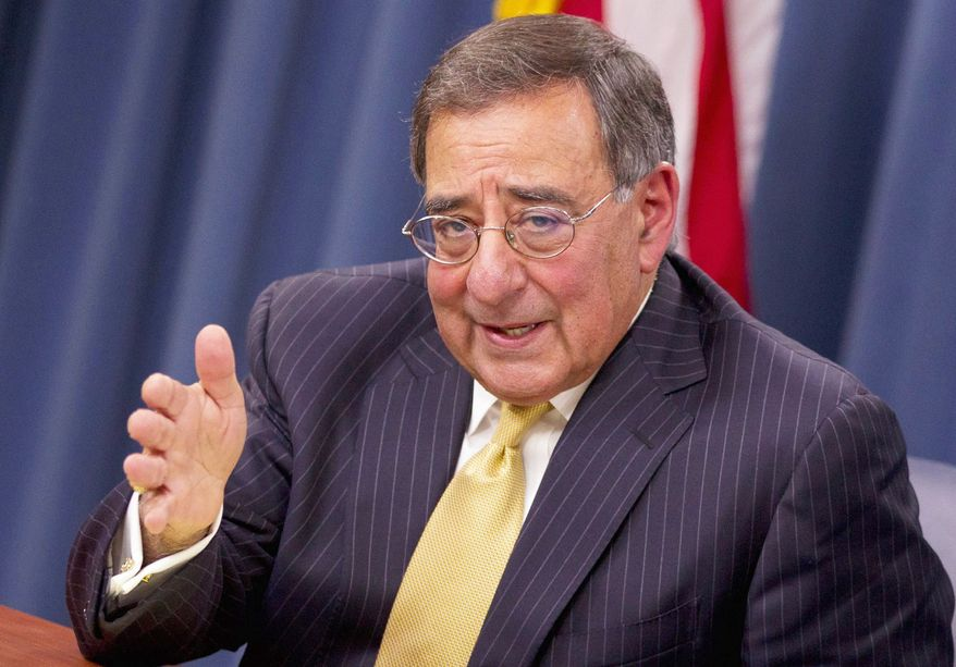 **FILE** Defense Secretary Leon E. Panetta (Associated Press)