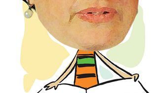Illustration: Kagan by Greg Groesch for The Washington Times