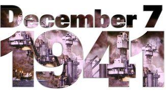 Illustration: December 7, 1941