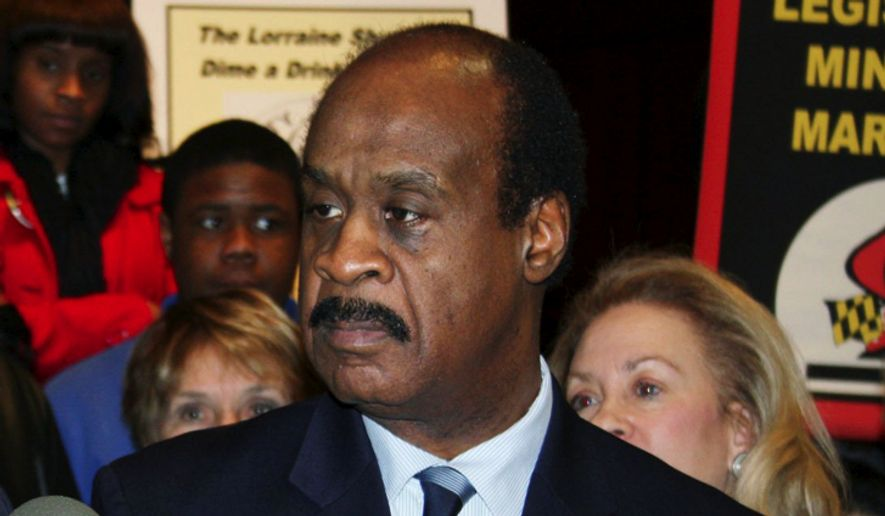 Montgomery County Executive Isiah Leggett (Associated Press/File)