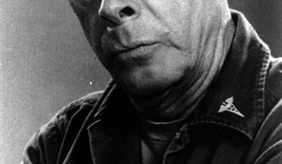 """Harry Morgan's long acting career was highlighted by his role as Col. Potter on """"M*A*S*H,"""" for which he won an Emmy. He died Wednesday at 96."""