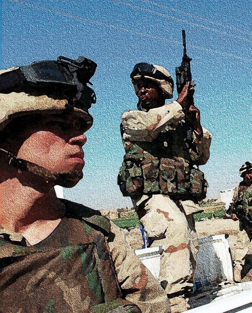 Illustration: Iraq