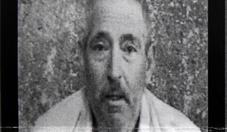 This copy photograph of a paper printout obtained by the Associated Press shows Robert Levinson. Long after he vanished in Iran, the retired FBI agent reappeared in a video and a series of photographs sent to his family over the past year, transforming a mysterious disappearance into a hostage standoff with an unknown kidnapper, The Associated Press has learned. (AP Photo)