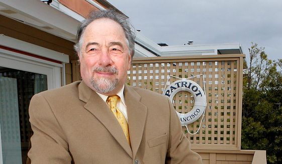 Radio host Michael Savage. ** FILE **