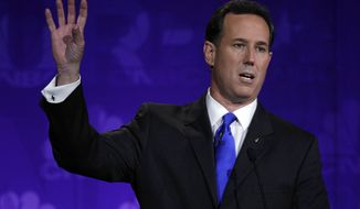 **FILE** Rick Santorum (Associated Press)