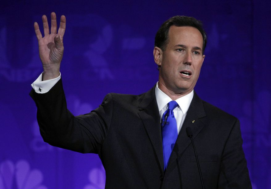 **FILE** Rick Santorum (Associated Press)