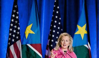 """""""We know that [natural resources] will either help your country finance its own path out of poverty, or you will fall prey to the natural-resource curse, which will enrich a small elite, outside interests, corporations and countries, and leave your people hardly better off then when you started"""" - Secretary of State Hillary Rodham Clinton"""