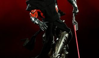 Sideshow Collectibles' Darth Maul with Mechanical Legs