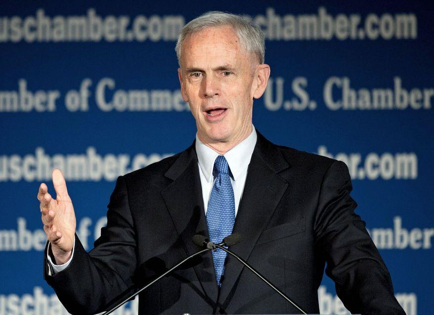 Commerce Secretary John E. Bryson (Associated Press)