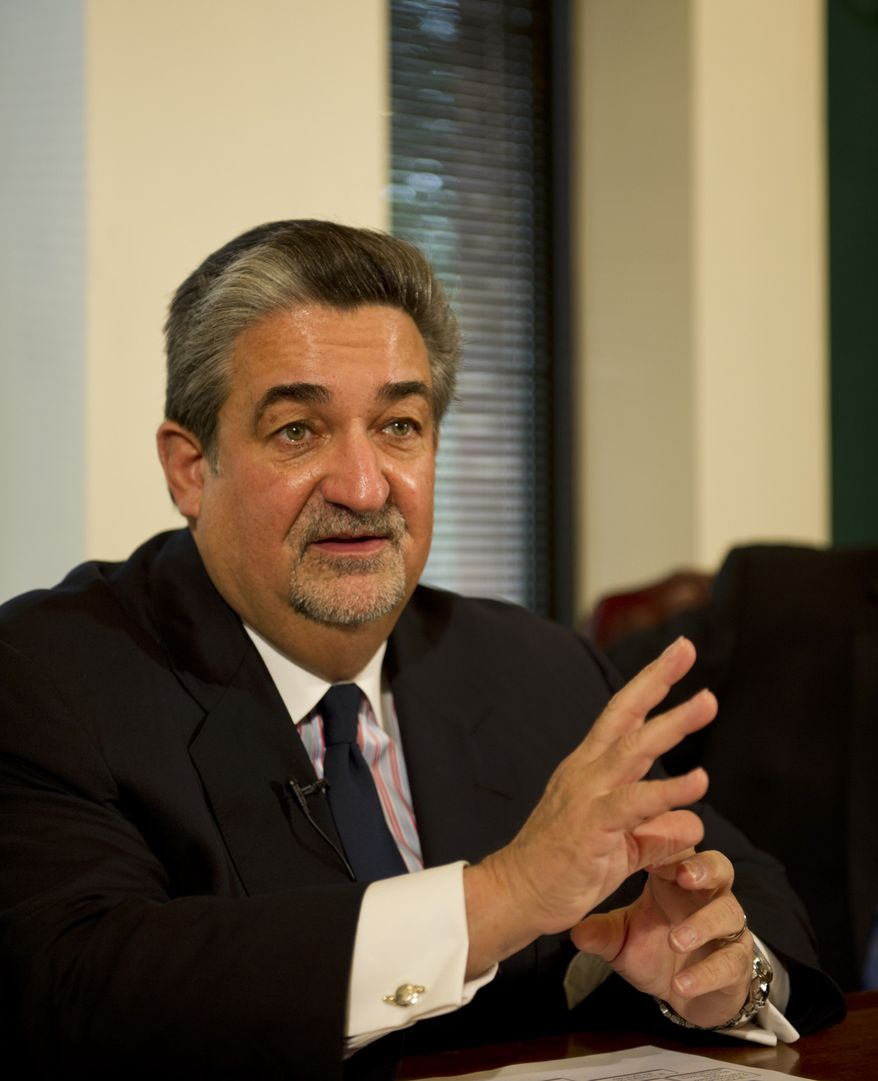 Washington Capitals owner Ted Leonsis notified season-ticket holders in an email Wednesday night that ticket prices would be increased next year. (Rod Lamkey Jr./The Washington Times)