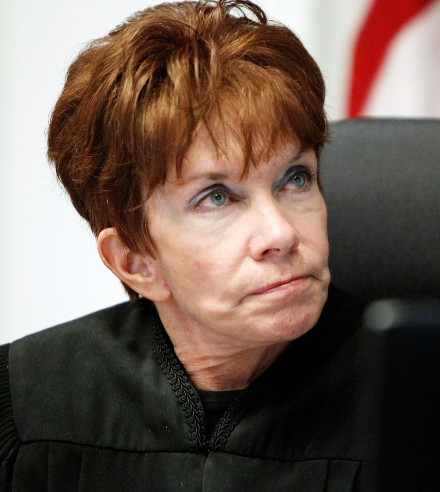 Denver District Judge Sheila Rappaport
