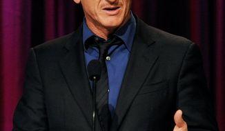 Sean Penn (Associated Press)