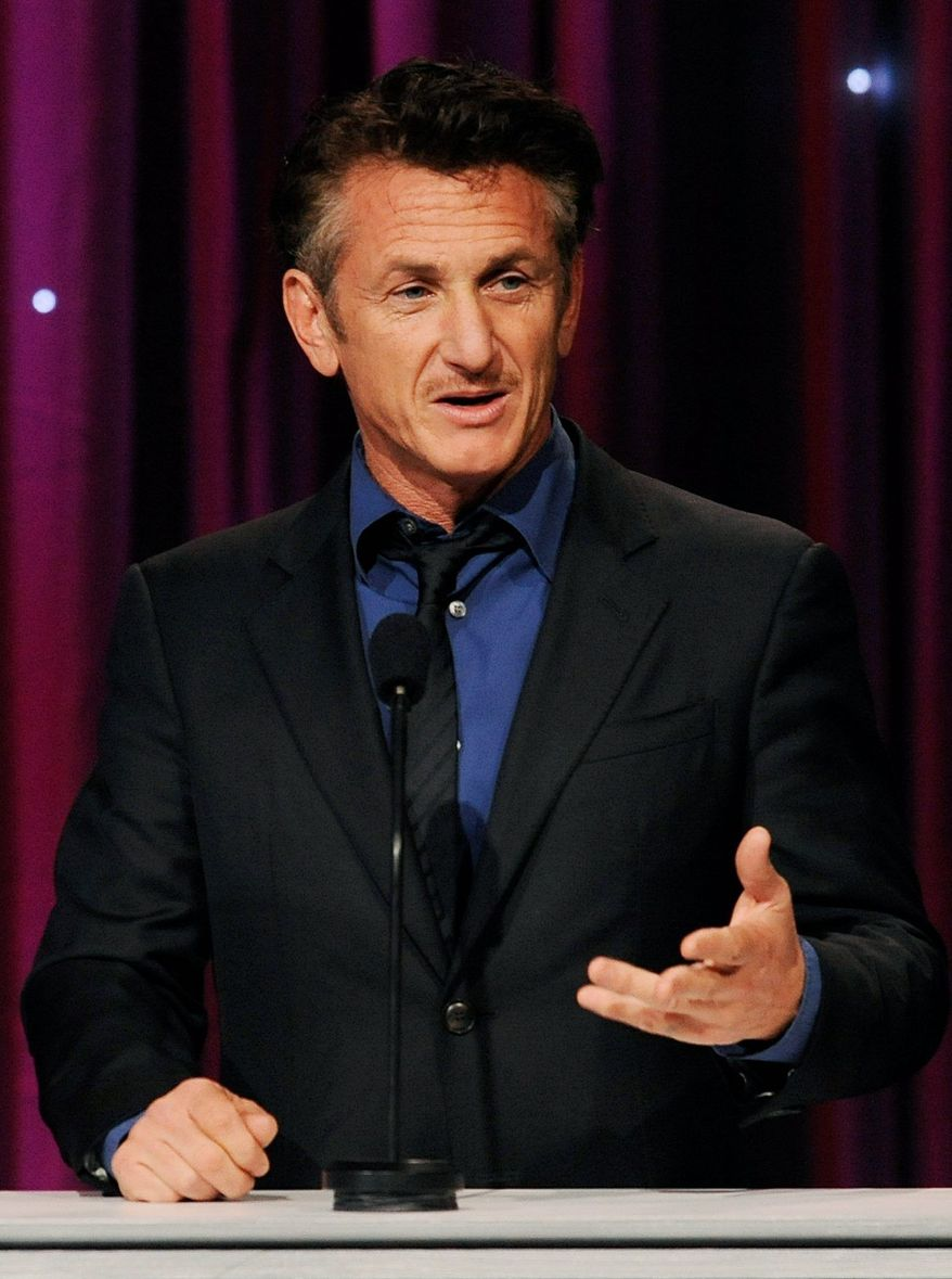 Sean Penn (Associated Press)