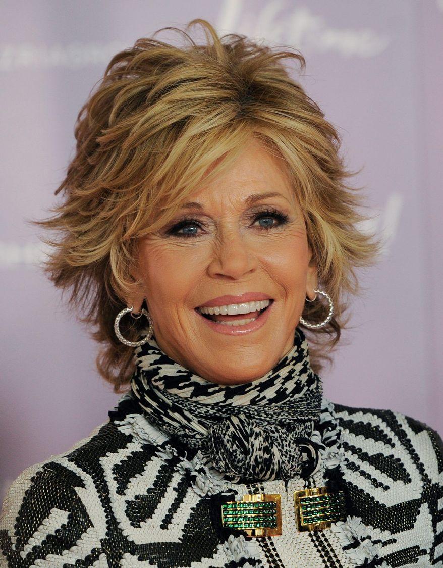 Jane Fonda (Associated Press)