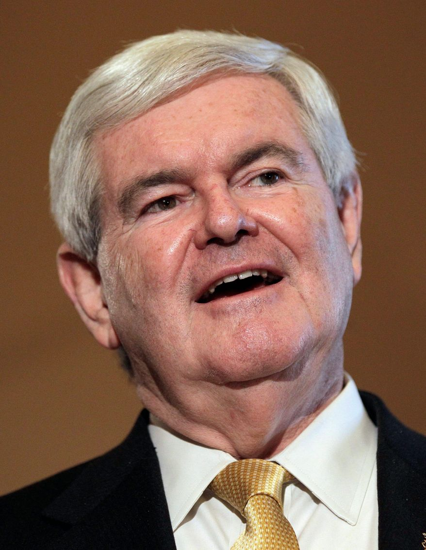 Newt Gingrich (Associated Press)