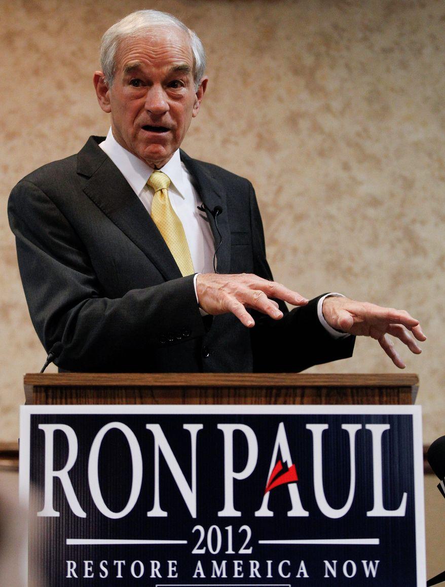 Rep. Ron Paul