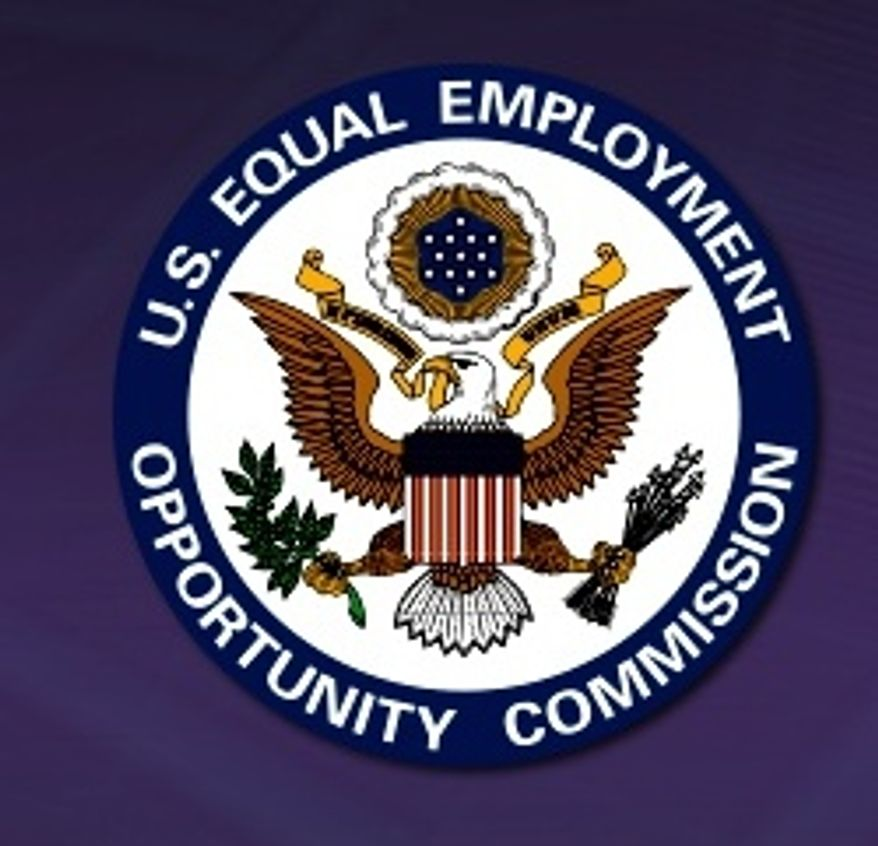 Because the EEOC is an independent agency with litigation authority, its position doesn't have to conform with the Justice Department. (Associated Press/File)