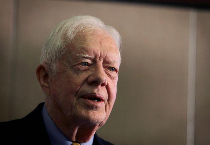 Jimmy Carter  (Associated Press)