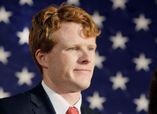Joseph P. Kennedy III, a grandson of the late Robert F. Kennedy, said he is forming an exploratory committee to run for the congressional seat held by retiring Rep. Barney Frank. (Associated Press)