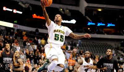Guard Pierre Jackson has helped stake Baylor to a 14-0 record, including a victory over Saint Mary's and a neutral-court decision over West Virginia. (Associated Press)