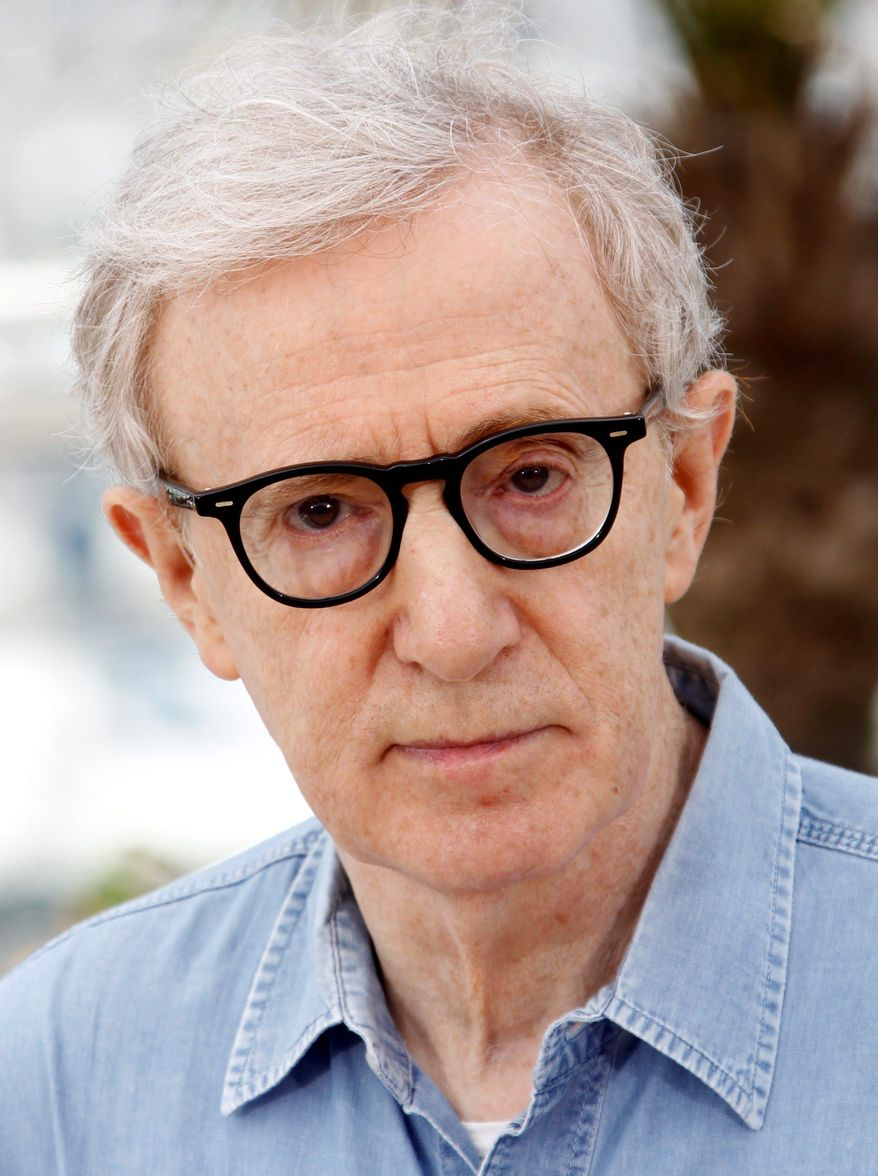 """""""Midnight in Paris"""" writer-director Woody Allen (left) and """"Hugo"""" filmmaker Martin Scorsese were among the nominees announced Monday for the Directors Guild of America's top prize. Mr. Allen's last nod was for 1989's """"Crimes and Misdemeanors."""" (Associated Press)"""