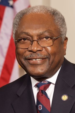 Rep. James E. Clyburn, South Carolina Democrat, will share billing at a homeownership rally Thursday at the Statehouse in Columbia, S.C., with a Republican presidential hopeful.