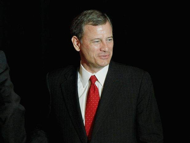 """""""The interest of society in the enforcement of employment discrimination statutes is undoubtedly important. But so too is the interest of religious groups in choosing who will preach their beliefs, teach their faith, and carry out their mission."""" - Chief Justice John G. Roberts Jr. (AP photo)"""