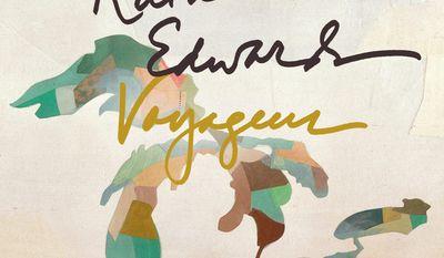 "Album cover for Kathleen Edwards ""Voyageur"