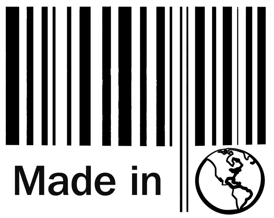 Illustration: World trade by John Camejo for The Washington Times