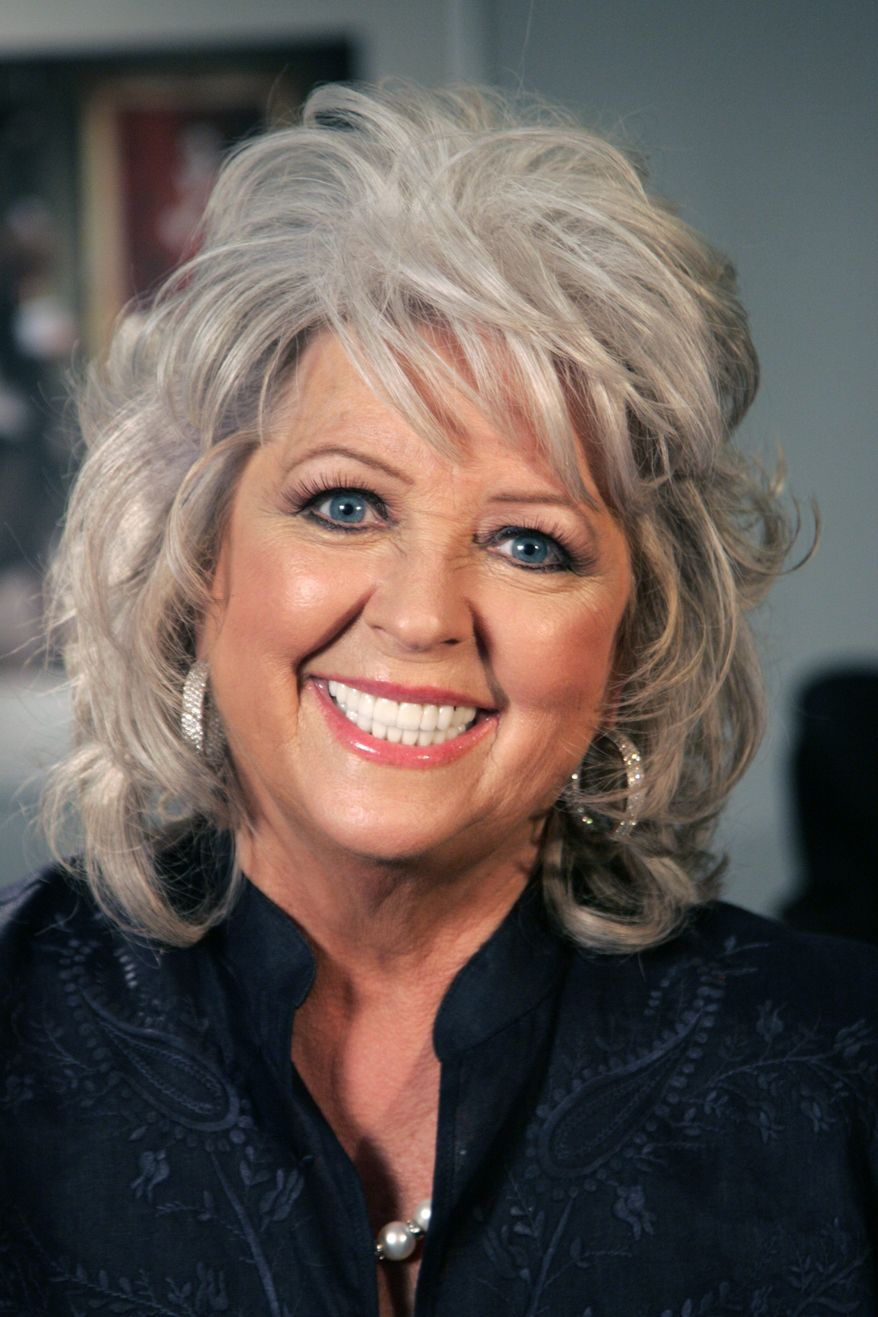** FILE ** In this April 7, 2010, file photo, celebrity chef and Food Network star Paula Deen poses for a portrait in New York. Deen is teaming with drug maker Novo Nordisk to launch a program that aims to help people live with Type 2 diabetes and promote a Novo diabetes drug. (AP Photo/Jeff Christensen, File)