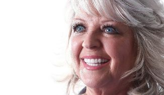 """I've always said, 'Practice moderation, y'all,'"" says celebrity chef Paula Deen, who recently announced that she has Type 2 diabetes. ""I'll probably say that a little louder now."" (Associated Press)"