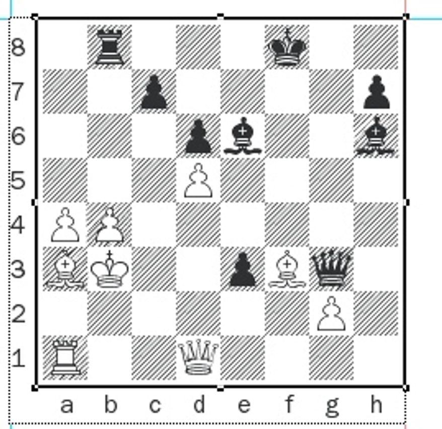 Farkas-Hou after 29. d5.
