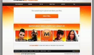 Federal prosecutors in Virginia have shut down one of the world's largest file-sharing sites, Megaupload.com, and charged its founder and others with violating piracy laws. An indictment accuses Megaupload.com of costing copyright holders more than $500 million in lost revenue from pirated content. (Associated Press)