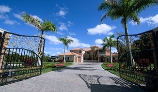 "This Nov. 22, 2011 photo provided by the DIY Network shows a home remodeled by singer Vanilla Ice in Wellington, Fla. After Van Winkle's early 1990 stardom faded, he became heavily involved in real estate. Winkle is starting in ""The Vanilla Ice Project"" a home renovation show, where the expert just happens to be Vanilla Ice. The show airs Saturday, Jan. 21, 2012 on the DIY Network (AP Photo/DIY Network)"