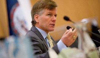 ** FILE ** Virginia Gov. Bob McDonnell, Republican (Andrew Harnik/The Washington Times)