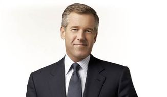 NBC News anchor Brian Williams moderates the 19th Republican presidential debate in Tampa, which could yield a creative outburst from GOP hopeful Mitt Romney this time. (Image from NBC)