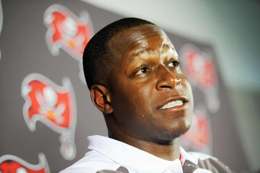 Raheem Morris was 32 when he was named Tampa Bay's head coach in 2009. He compiled a 17-31 record in three seasons with the Buccaneers. (Associated Press)