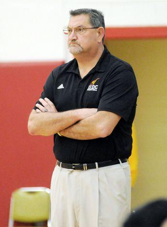 Jeff Ruland is the head of UDC's men's basketball program. (UDC Sports Information)