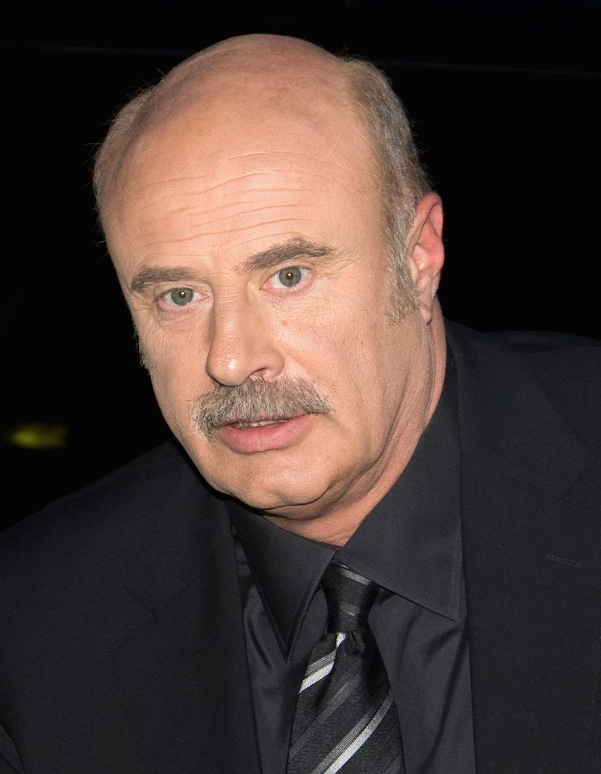 Dr. Phil McGraw (Associated Press)