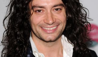 Constantine Maroulis  (Associated Press)