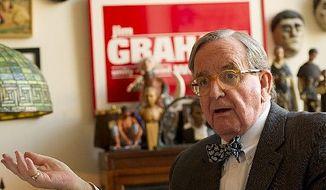 D.C. Council member Jim Graham (Barbara L. Salisbury/The Washington Times)