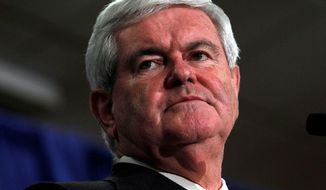 ** FILE ** Newt Gingrich (Associated Press)