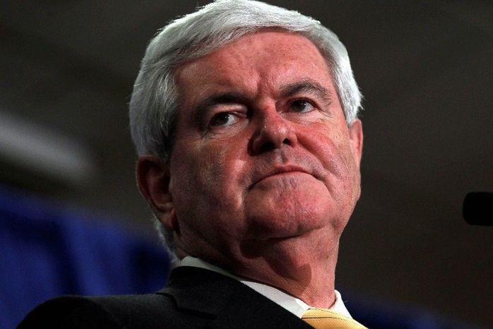 ** FILE ** Newt Gingrich (Associated Press)