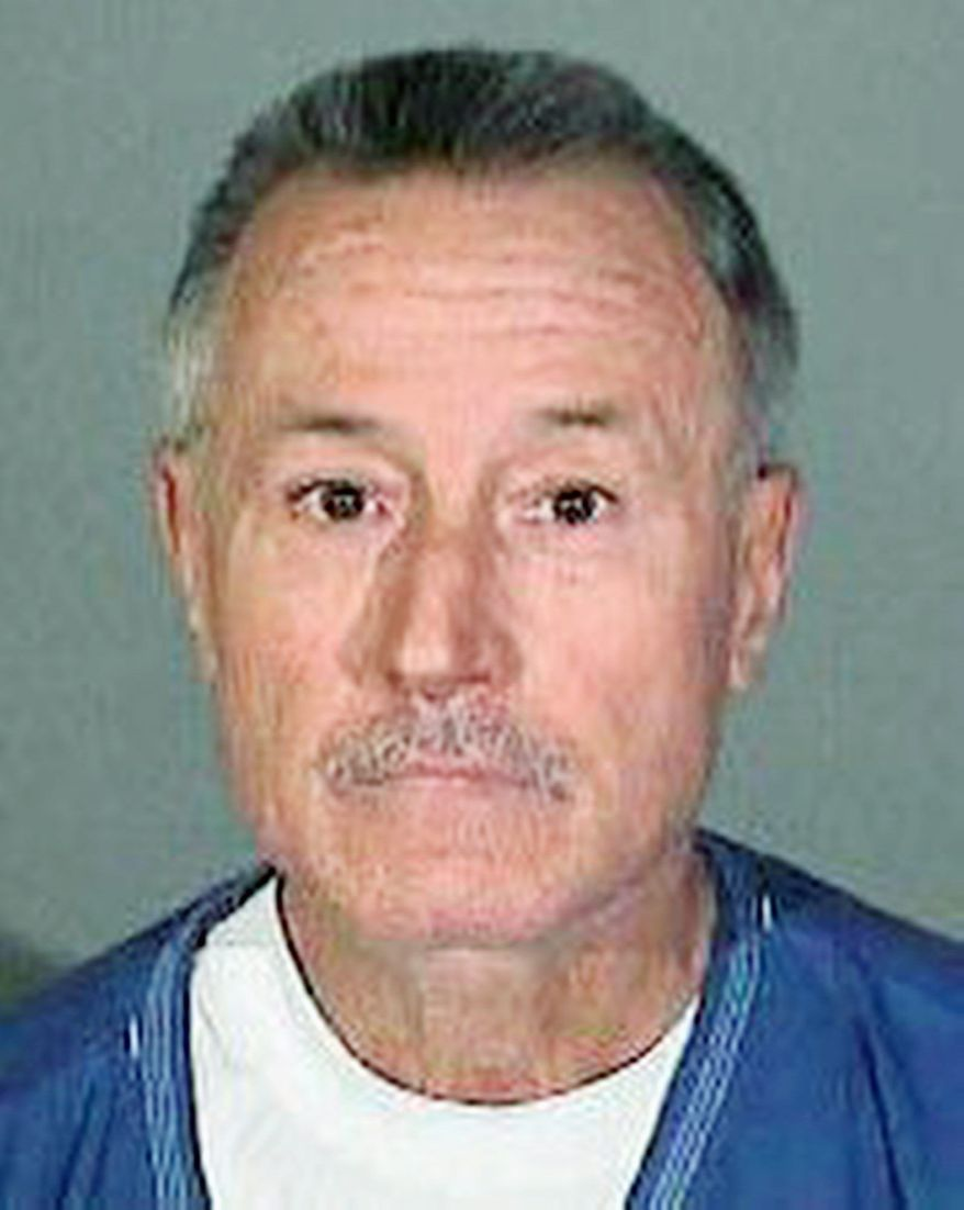 Bail for former Miramonte Elementary School teacher Mark Berndt, who has been charged in a molestation case, was raised Wednesday to $23 million. (Associated Press)