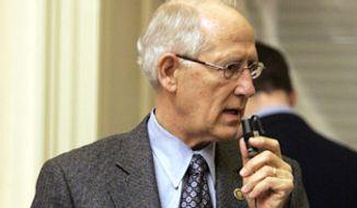 State Sen. Harry Blevins (AP Photo/Steve Helber)