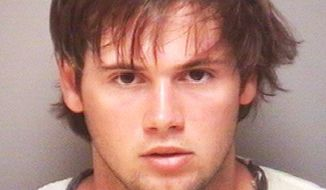 The murder trial of former UVa. lacrosse player George W. Huguely V starts Monday in the 2010 killing of his former girlfriend Yeardley Love. The case brought a crush of media attention to the quiet campus, which is now preparing to revisit the tragedy once again. (Charlottesville Police Department via Associated Press)
