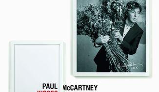 "The album ""Kisses on the Bottom"" by Paul McCartney."